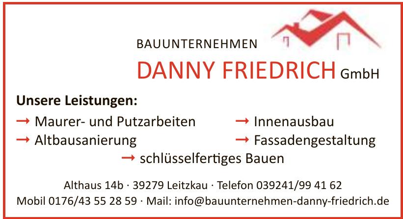 Danny Friedrich Gmbh