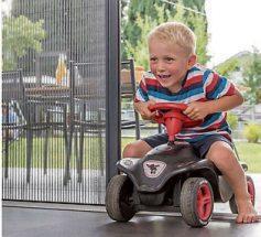 Freie Fahrt nur für Zweibeiner. Bild: djd/NEHER