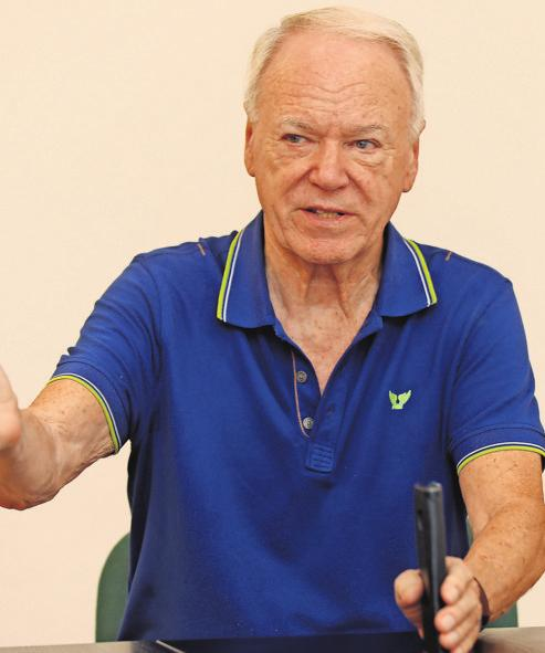 Prof. Dr. Peter Haase: Ich musste dann den Leuten sagen, dass Leistungssport nicht funktioniert Image 2