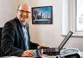 Dr. Jens Kramersmeyer, Geschäftsführer FOTOS: BTZ