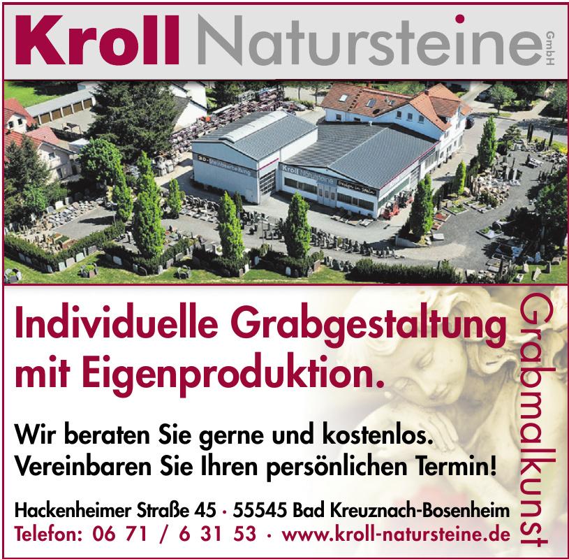 Kroll Natursteine GmbH