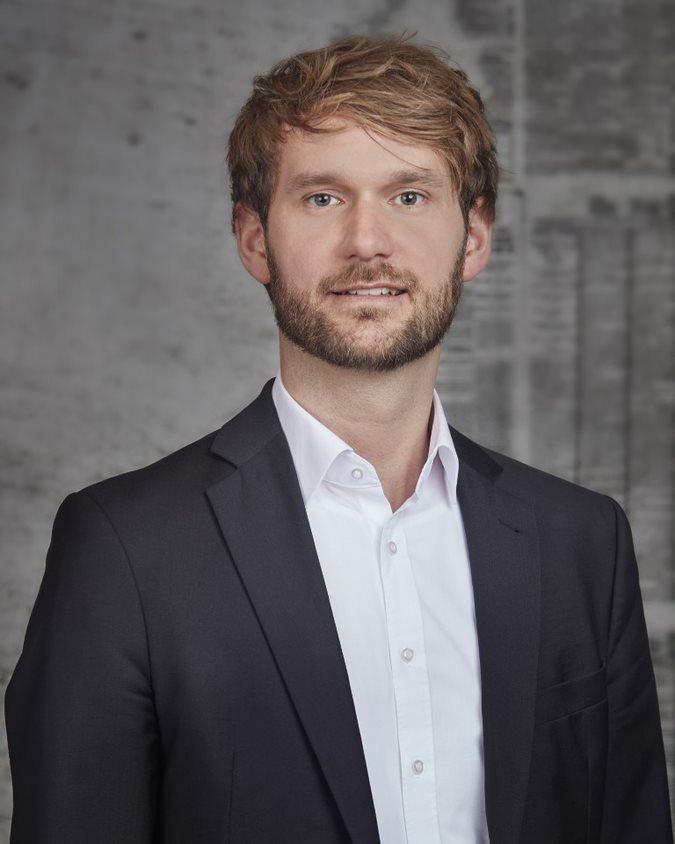 Daniel Richrath, Geschäftsführer der Hamburger Volksbank Immobilien GmbH