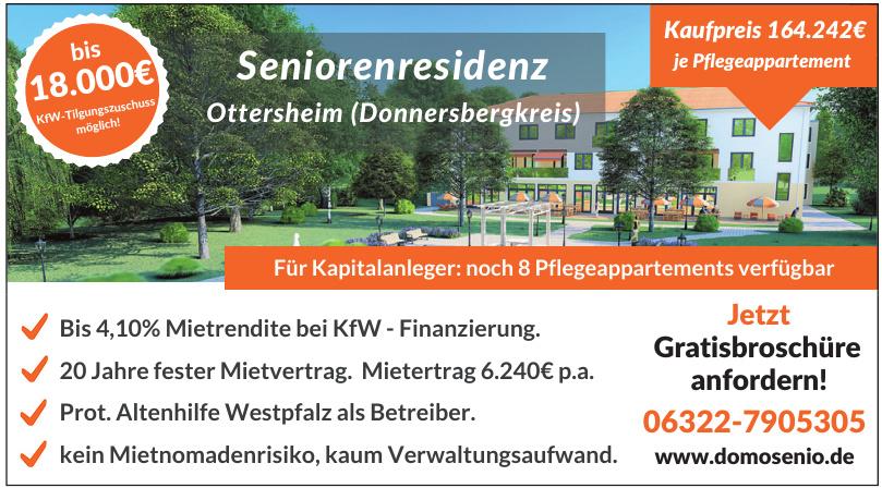 Seniorenresidenz Ottersheim (Donnersbergkreis)