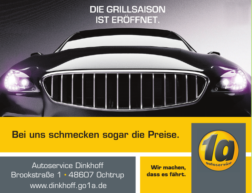 Autoservice Dinkhoff GmbH