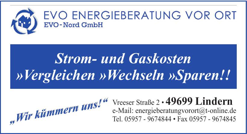 EVO Energieberatung vor Ort EVO-Nord GmbH