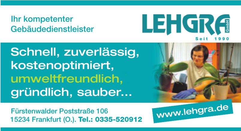 Lehgra GmbH