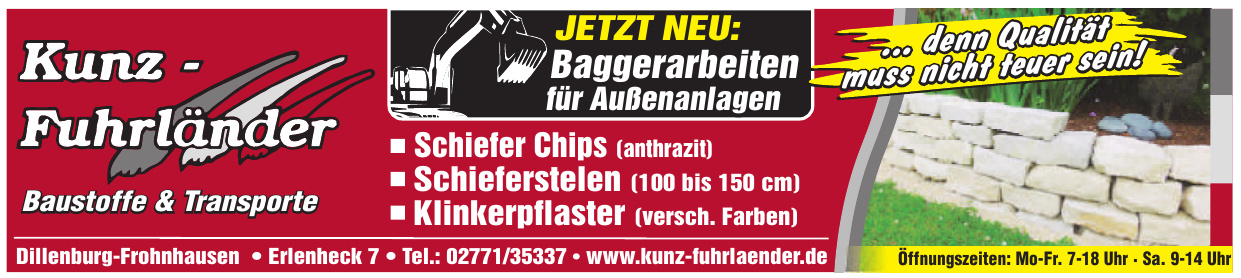 Kunz - Fuhrländer