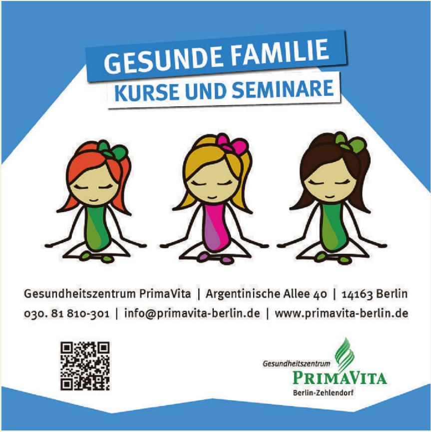 Gesundheitszentrum PrimaVita