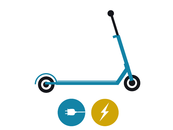 E-Scooter werden immer komfortabler und locken als Alternative zum E-Bike. Allerdings herrscht bei den geltenden Nutzungsregeln noch großer Nachholbedarf Image 2