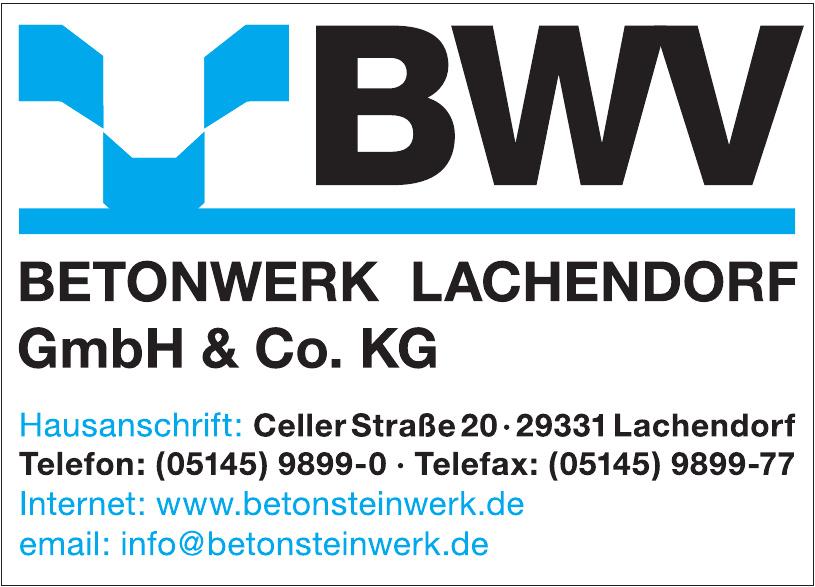 Betonwerk Lachendorf GmbH & Co. KG
