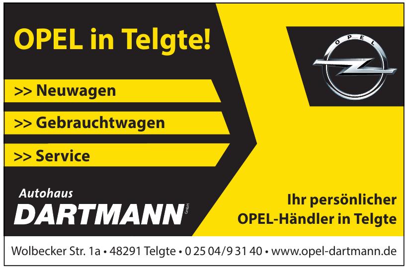 Autohaus Dartmann GmbH