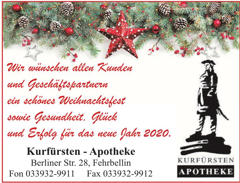 Kurfürsten - Apotheke