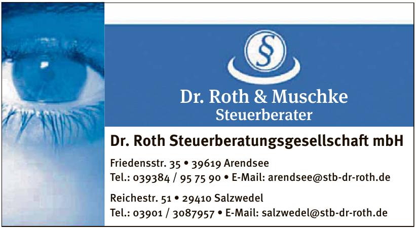 Dr. Roth Steuerberatungsgesellschaft mbH