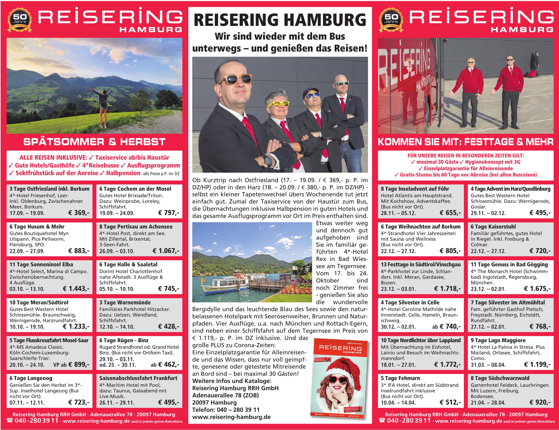 Reisering Hamburg RRH GmbH