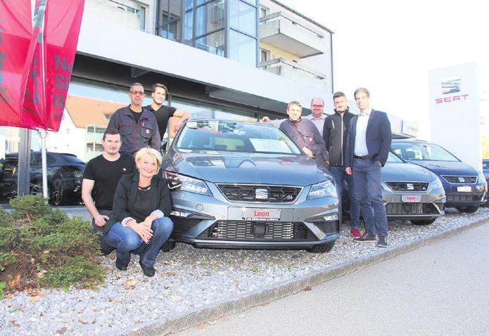 Neue Centrum Garage AG, Landstrasse 62, 5436 Würenlos