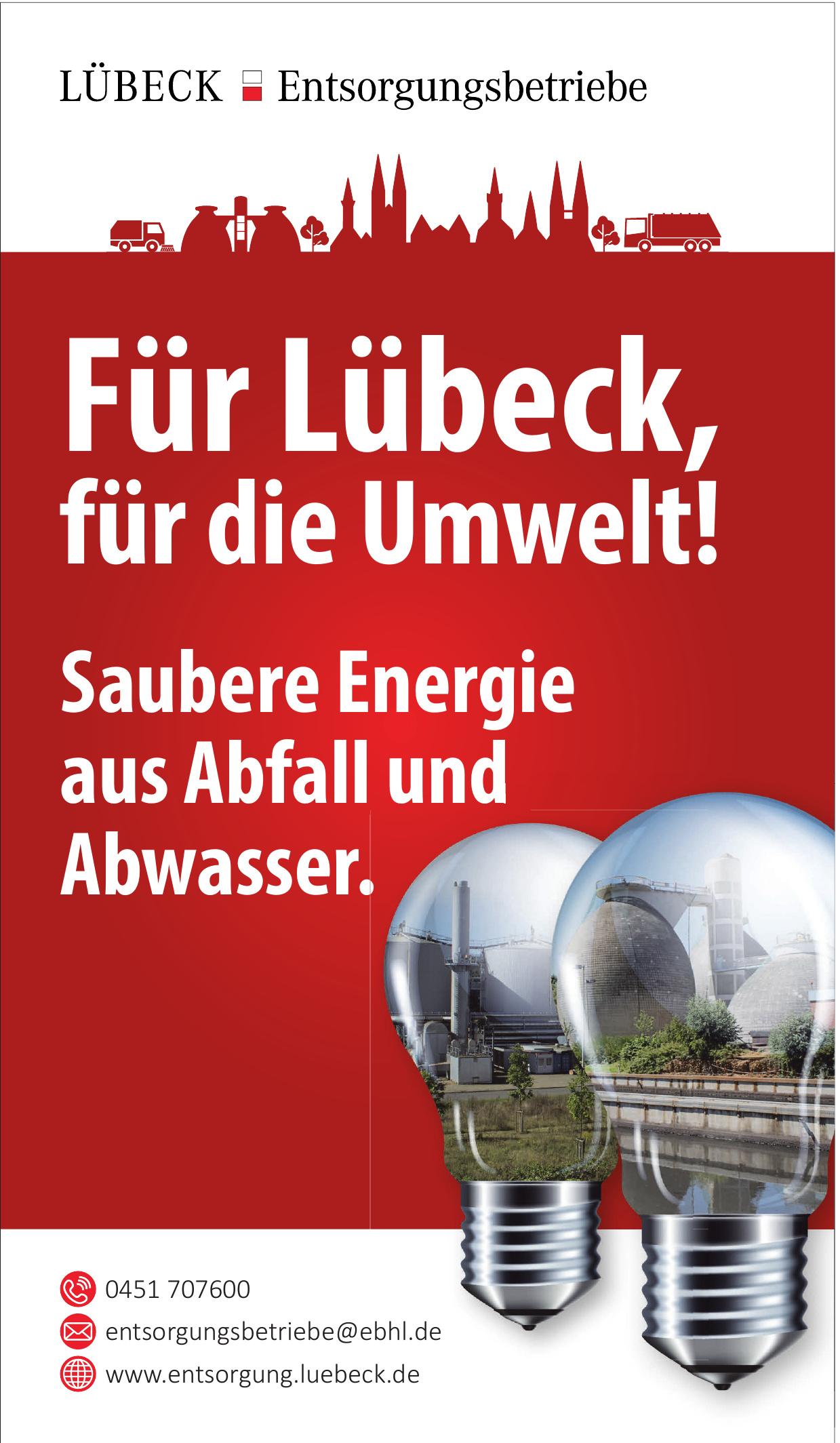 Entsorgungsbetriebe Lübeck