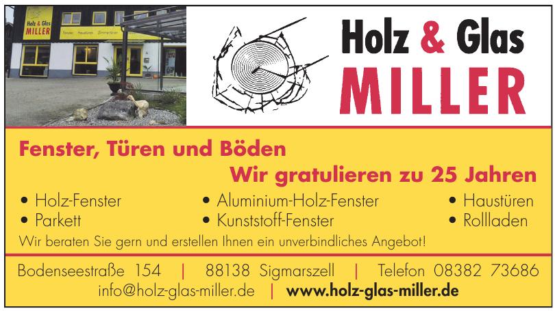 Holz & Glas Miller