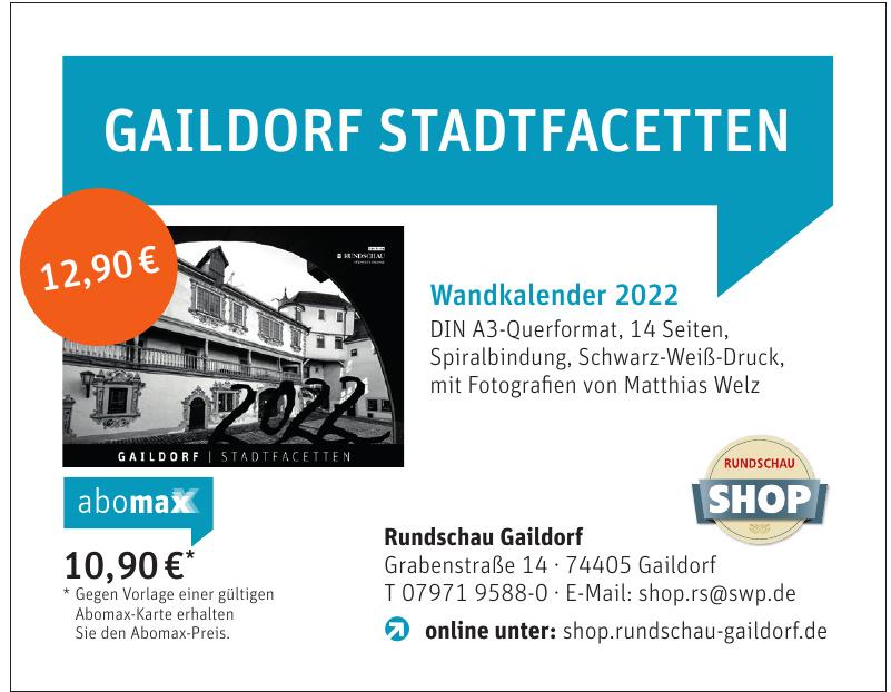 Rundschau Gaildorf