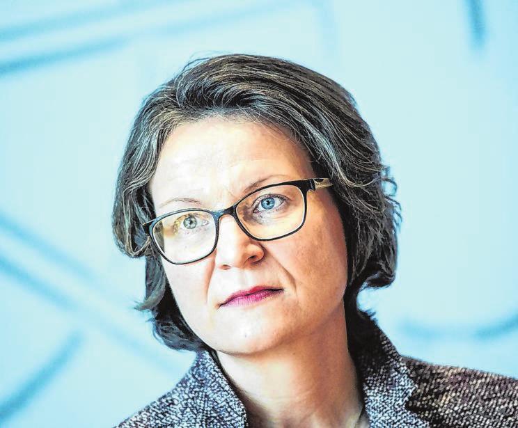 NRW-Landesministerin Ina Scharrenbach wird am Samstag, 7. September, zur Eröffnungdes Jugend-Forums in Bad Berleburg erwartet.