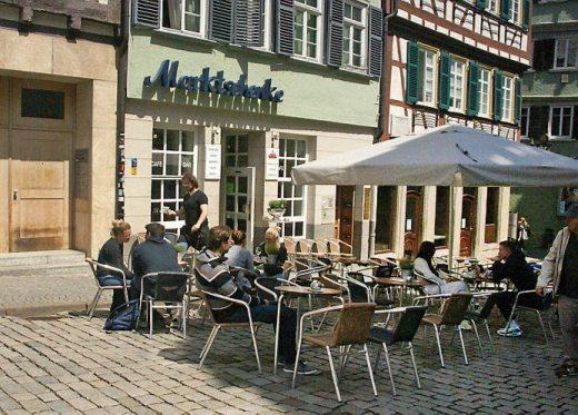 Café-Bar Marktschenke, Tübingen