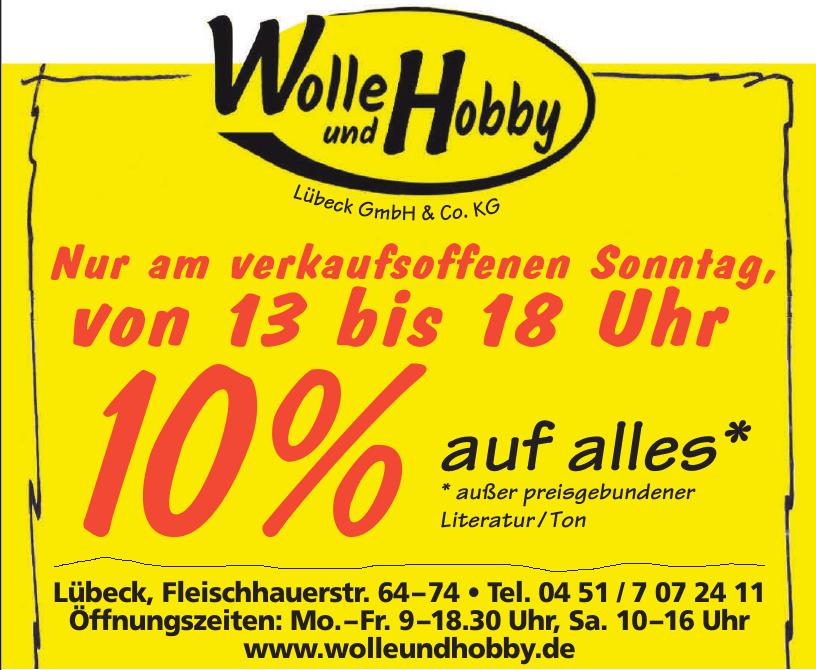 Wolle und Hobby Lübeck GmbH & Co. KG