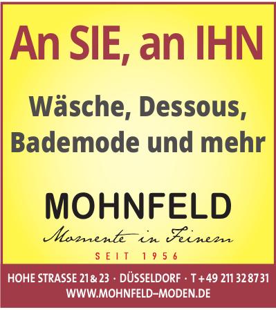 Mohnfeld Moden
