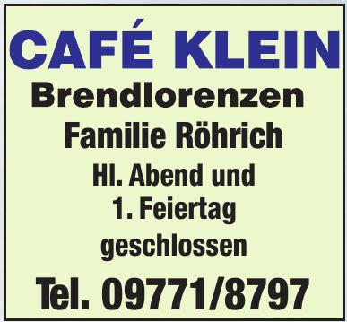 Café Klein