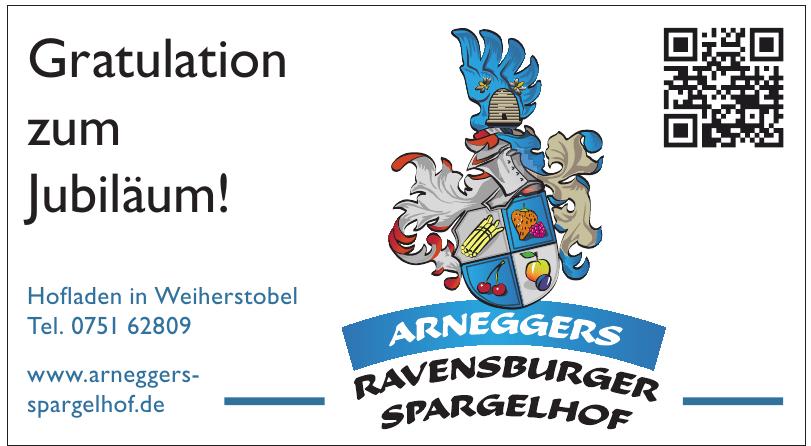 Arneggers Ravensburger Spargelhof
