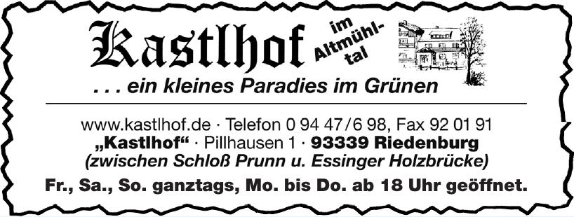 Landgasthof Kastlhof