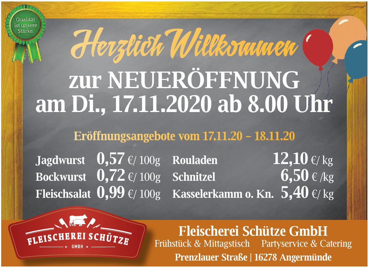 Fleischerei Schütze GmbH