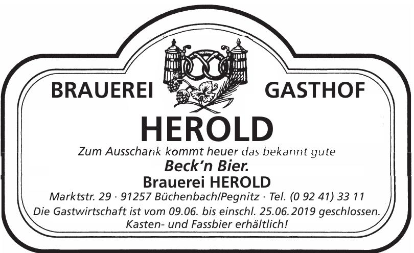Brauerei Gasthof Herold