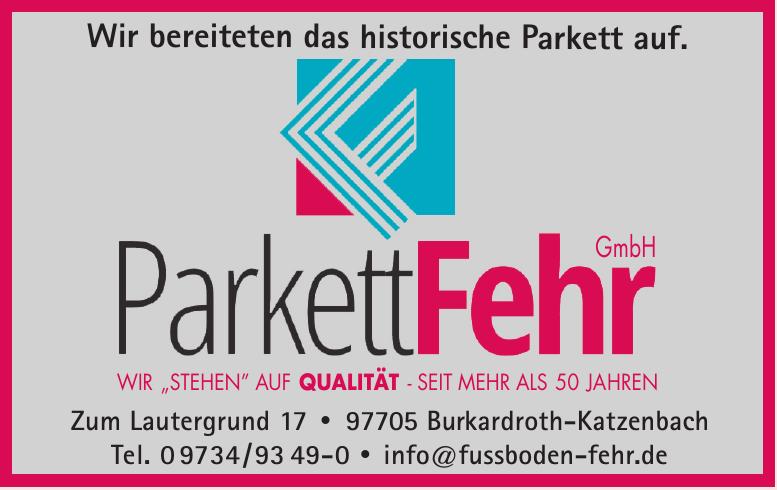 ParketFehr GmbH