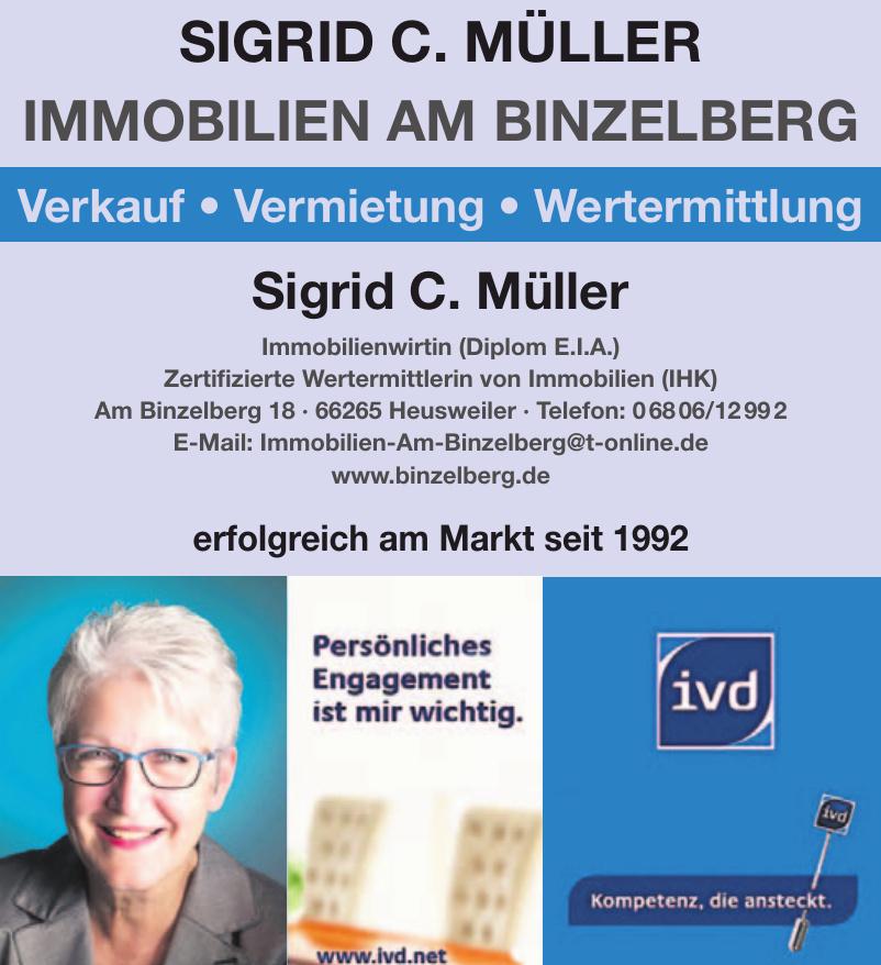 Immobilien Sigrid C. Müller