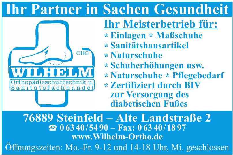 Wilhelm-Ortho
