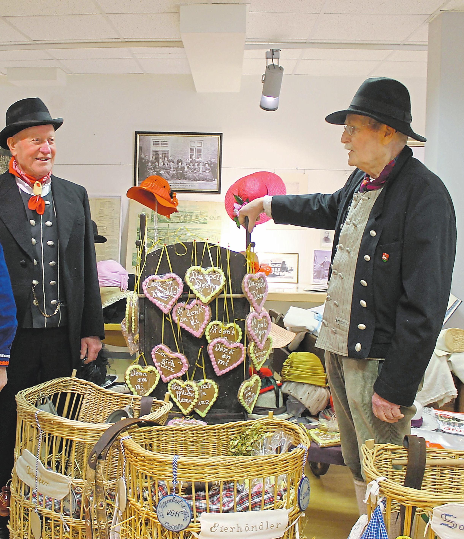 Alte Handwerkstraditionen haben im Programm der verkaufsoffenenSonntage in Ochtrup einen festen Platz.