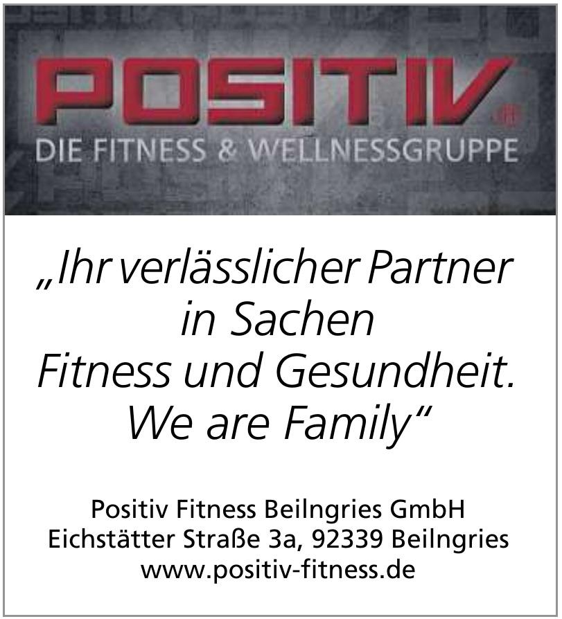 Positiv Fitness Beilngries GmbH