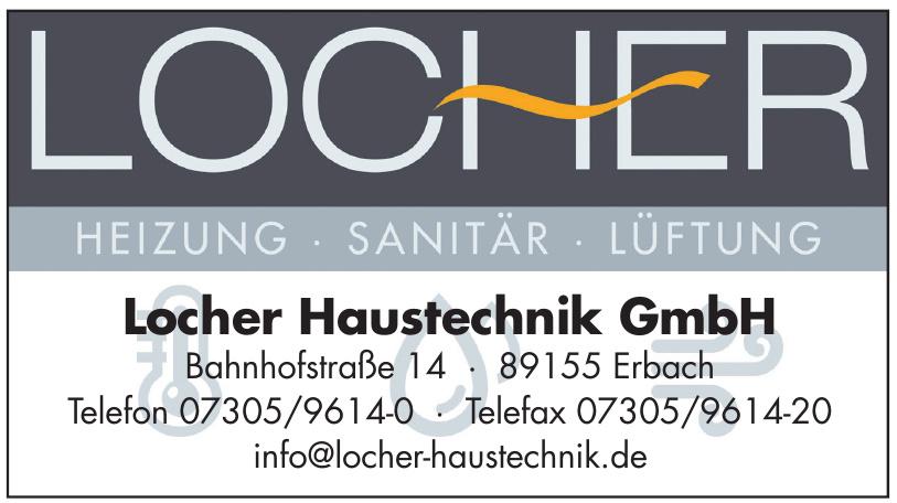 Locher Haustechnik GmbH