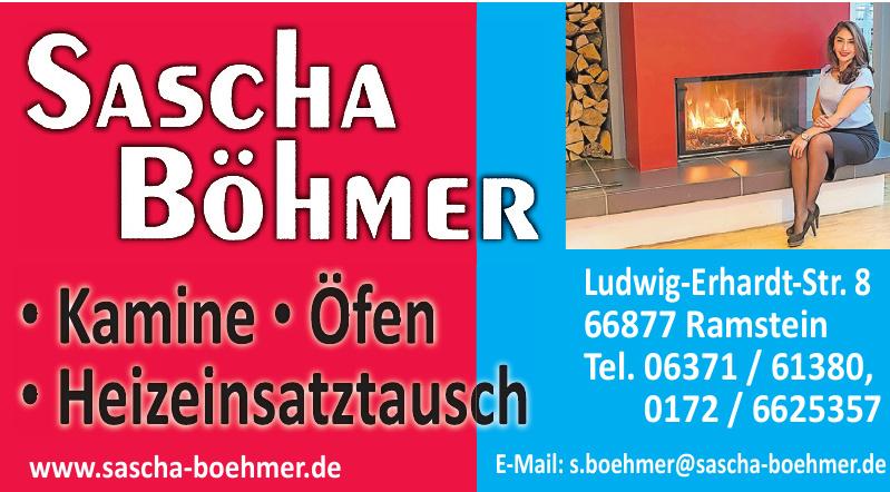 Sascha Böhmer