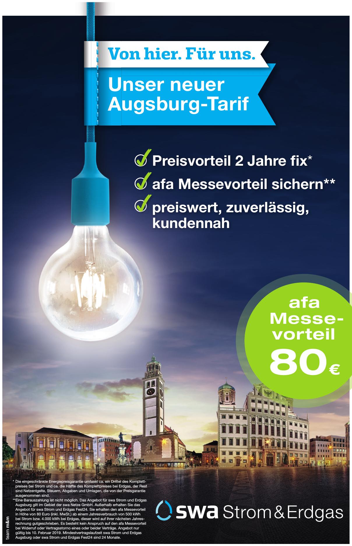 swa Strom & Erdgas