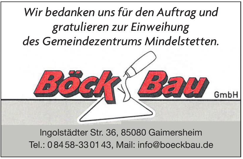 Böck Bau GmbH