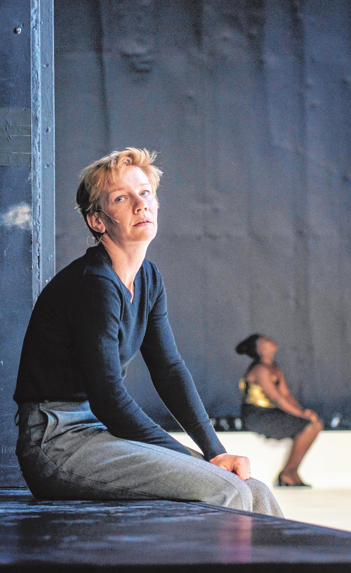 """""""Hamlet ist eine sehr komplexe Rolle"""""""