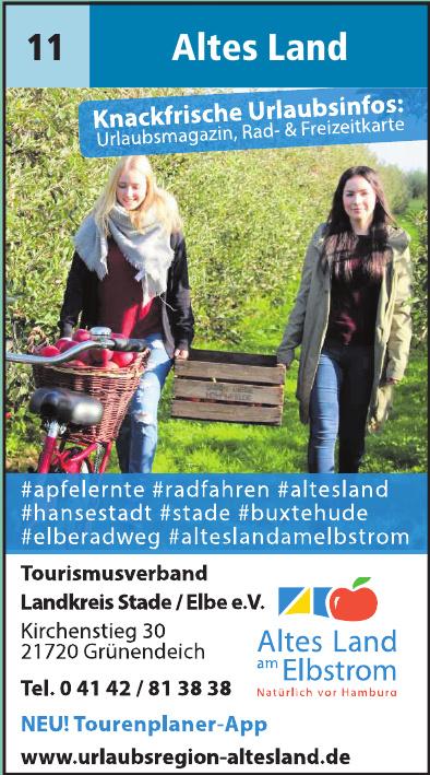 Tourismusverband Landkreis Stade / Elbe e. V.