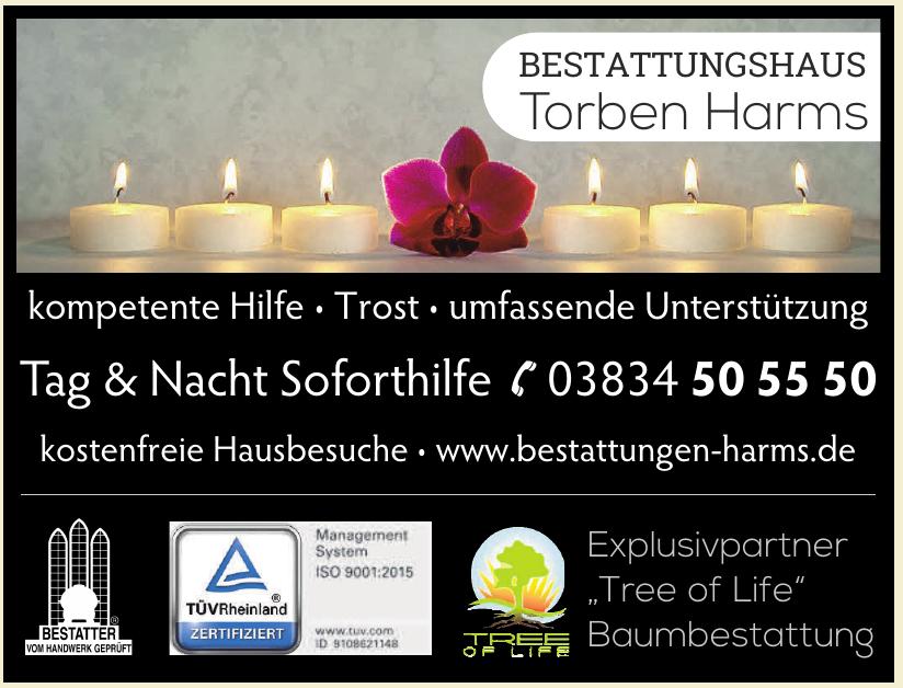 Bestattungshaus Torben Harms