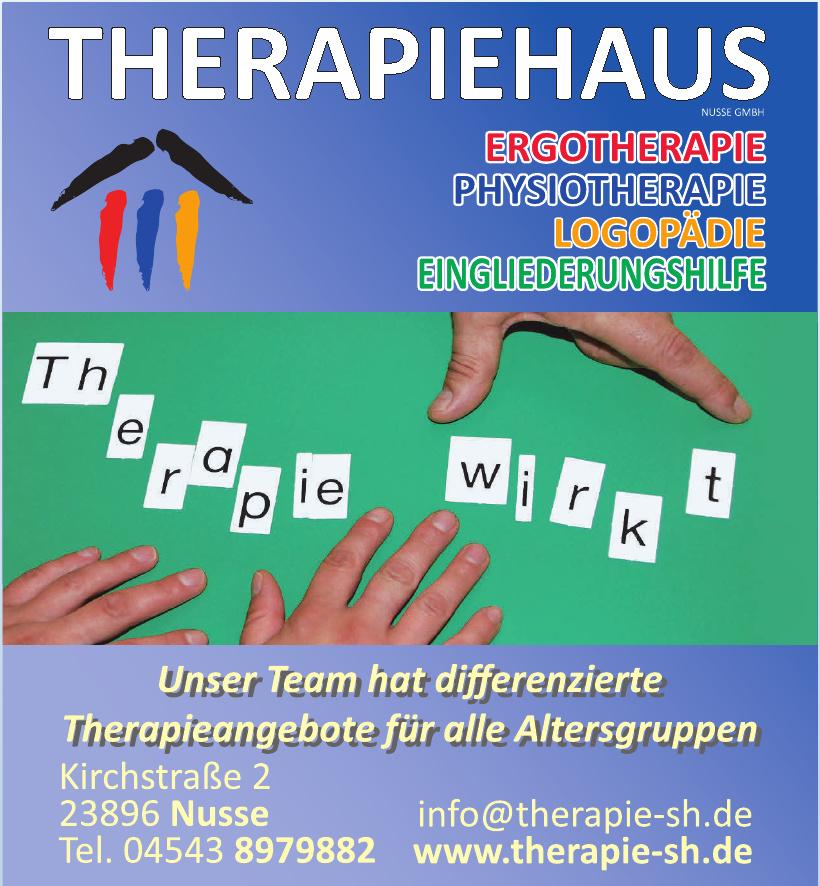 Therapiehaus Nusse GmbH