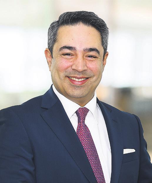 Parwäz Rafiqpoor, Mitglied des Vorstands, BDO AG