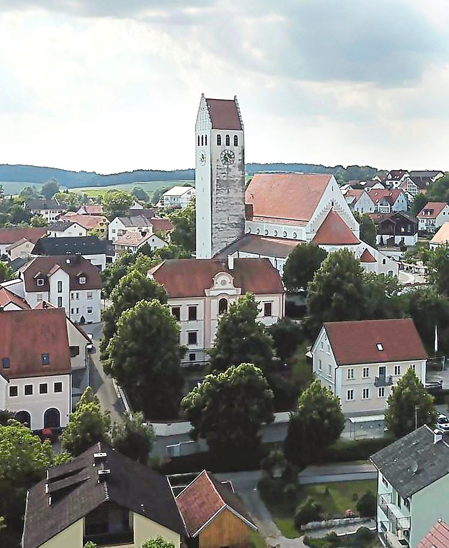Ländlich geprägte Gemeinde mit einem hohen Naherholungswert. Foto: Gemeinde Ilmmünster