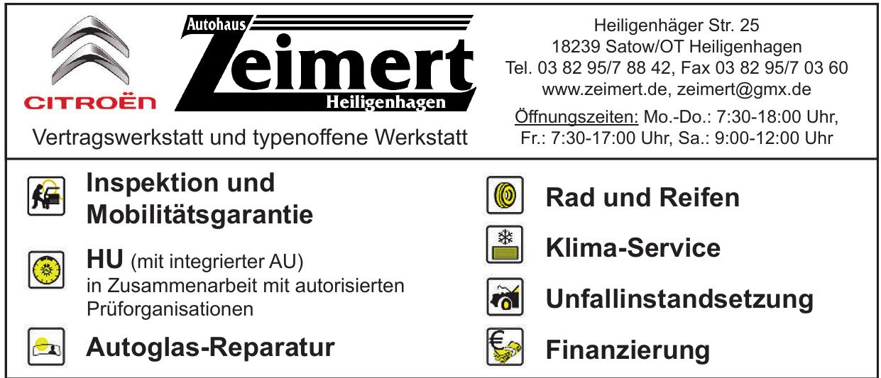 Autohaus Zeimert