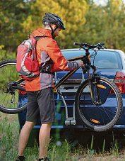 Heckträger sind etwas teurer, aber stabil und sicher. Foto: M.Protsenko/stock.adobe.com