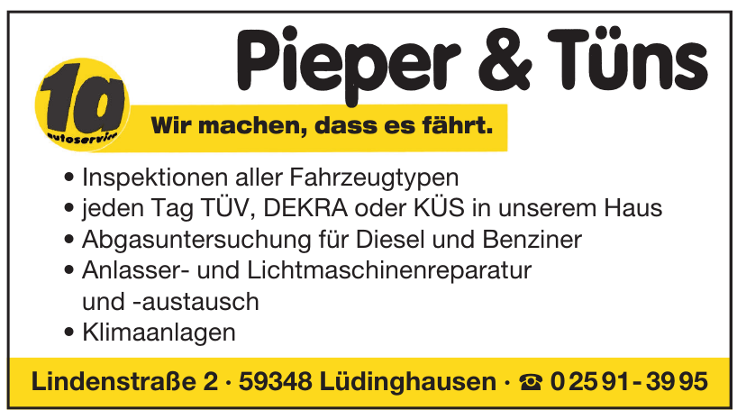 Pieper & Tüns