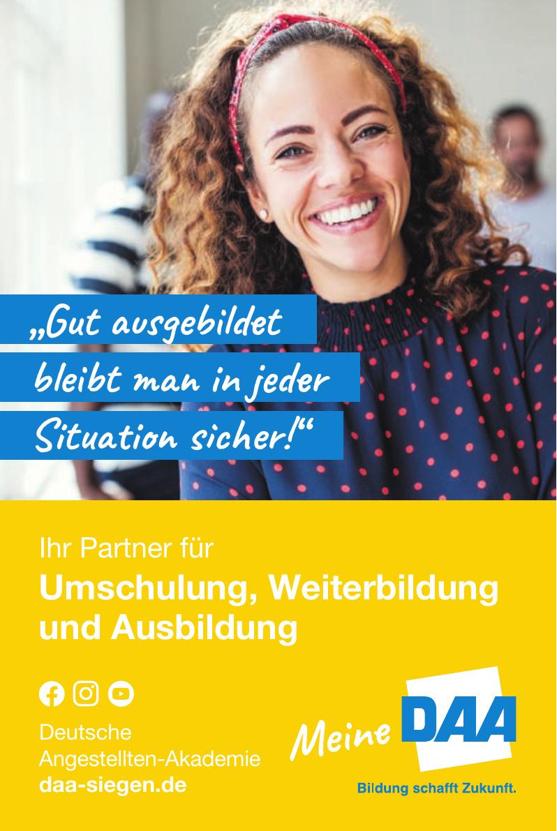 DAA Deutsche Angestellten-Akademie